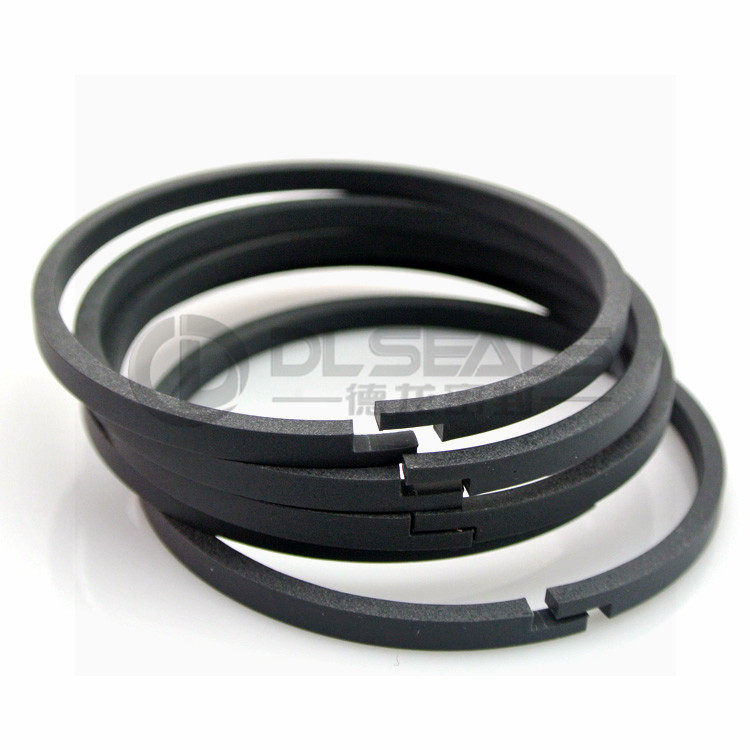 PTFE filled bronze wear ring graphite oring ptfe carbon piston rings