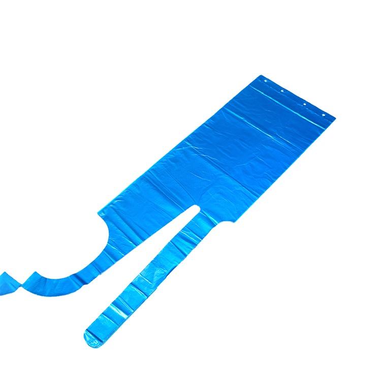 Family Supply Disposable Waterproof Men Apron Disposable Plastic Apron