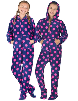 19 Poly Coral Fleece Matching Pajamas Family Kids One Piece Halloween Jumpsuit