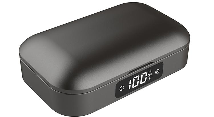 Arrivo 2020 di alta Tecnologia Potente Sound Speaker Accessori Del Telefono Mobile del Trasduttore Auricolare Earpods Cuffia Impermeabile HeadphonesTws Orecchio
