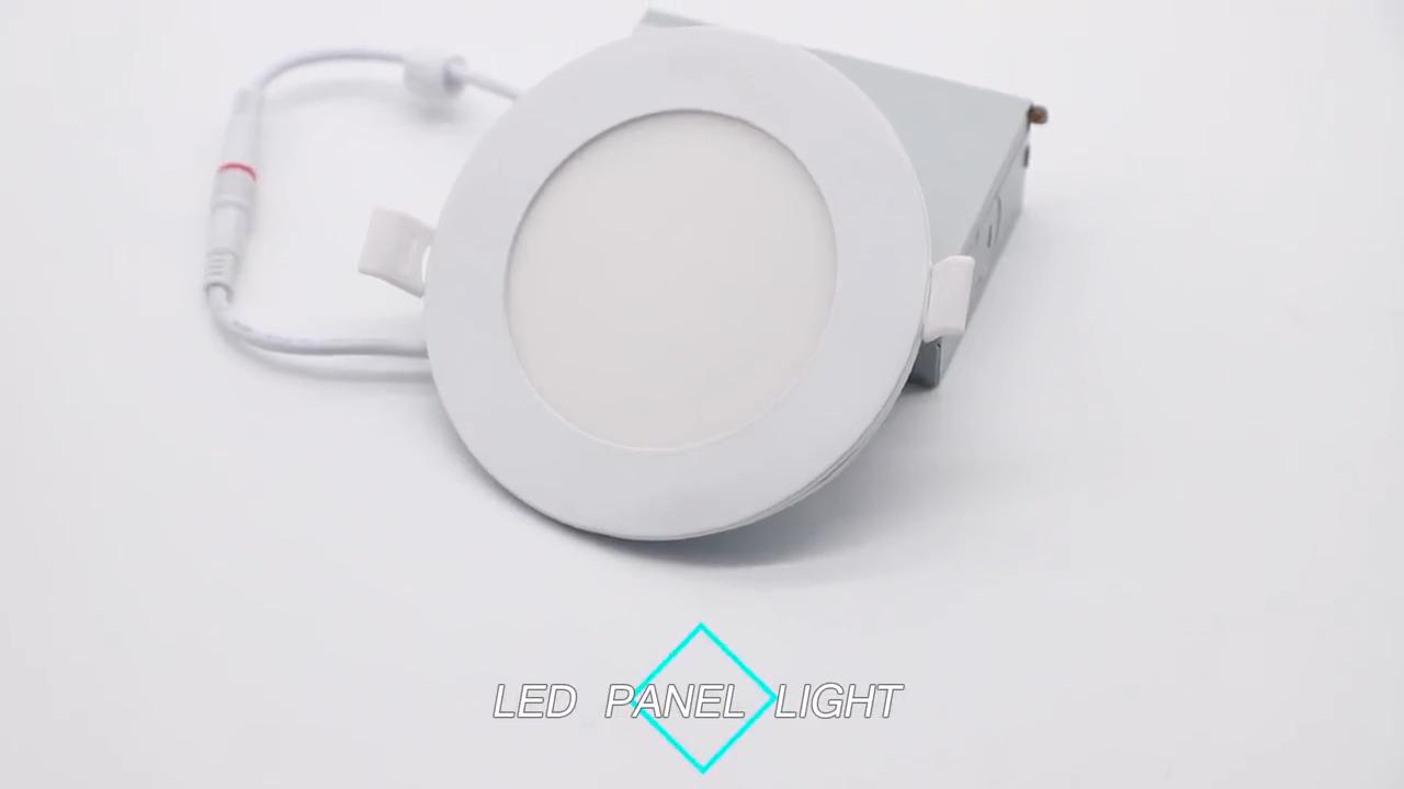 ELT перечисленных светодиодные фонари светодиодные однажды downlight 9 Вт 4 дюймов свет горшок с 5 лет гарантии