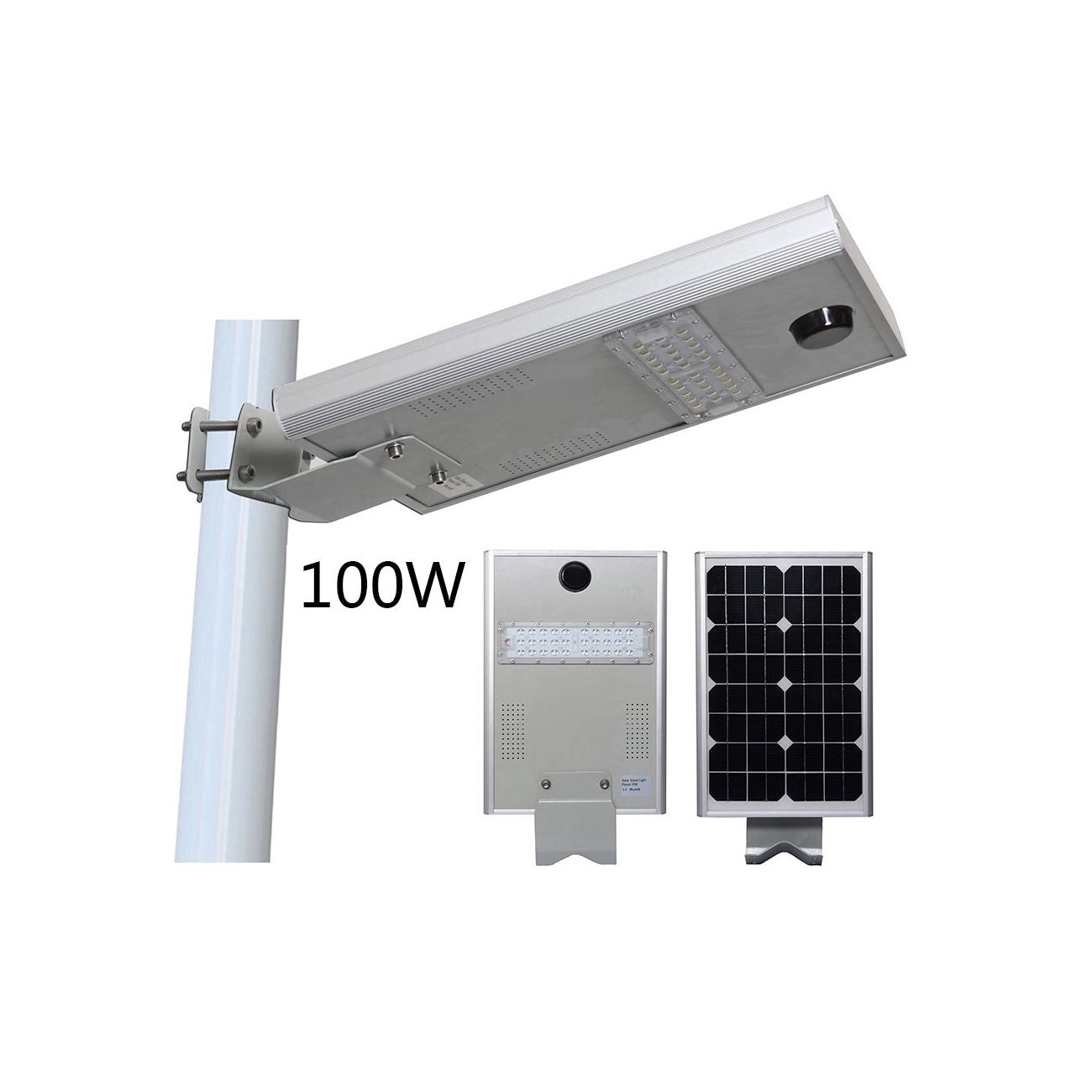 China Zhongshan famous brand manufacturer led solar street light