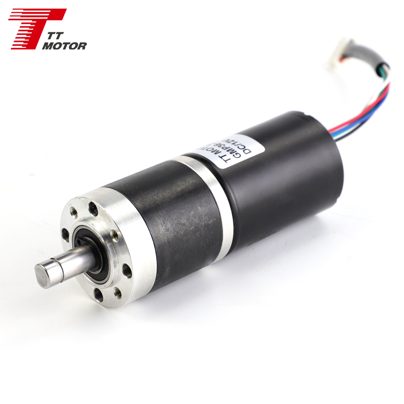 GMP36-TEC3650 24v 36mm long lifespan BLDC motor electric geared motor