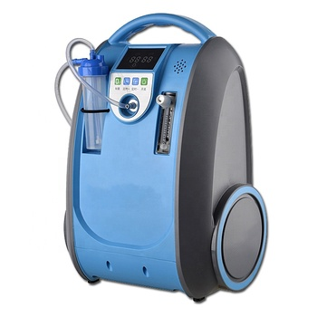 High quality wholesale Mini office air purifier portable oxygen generator with rechargeable battery