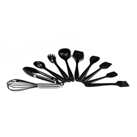 Silicone home tools cooking kitchen utensil kit