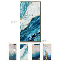 Modern Art Oil Painting Handmade Canvas Wall Decor Art Abstract Texrured Art On Canvas