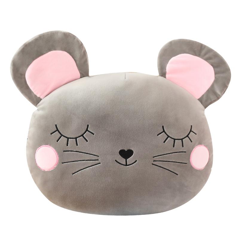Regalo promozionale Peluche Minnie Morbido Del Mouse Bambola Cuscino della Stretta del Ratto Giocattolo Della Peluche
