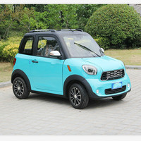 The 2019 newest high speed super mini 2 doors with 4 seats electric car