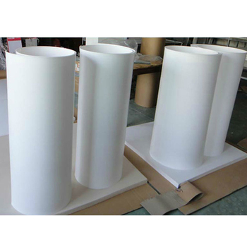 High Quality Customizable 100% Virgin Pure Ptfe Skived Sheet