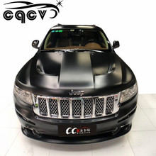 Parte auto tuning per <span class=keywords><strong>Jeep</strong></span> Grand Cherokee aggiornamento a SRT8 body kit