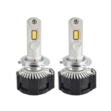 TOP 1 brillante P18 18000lm 104W de led h4 2019 led <span class=keywords><strong>Bombilla</strong></span> del faro h7 led canbus
