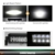 Tuffplus oem odm new design adjustable l bracket waterproof ip69k 32inch 180w truck led light bar
