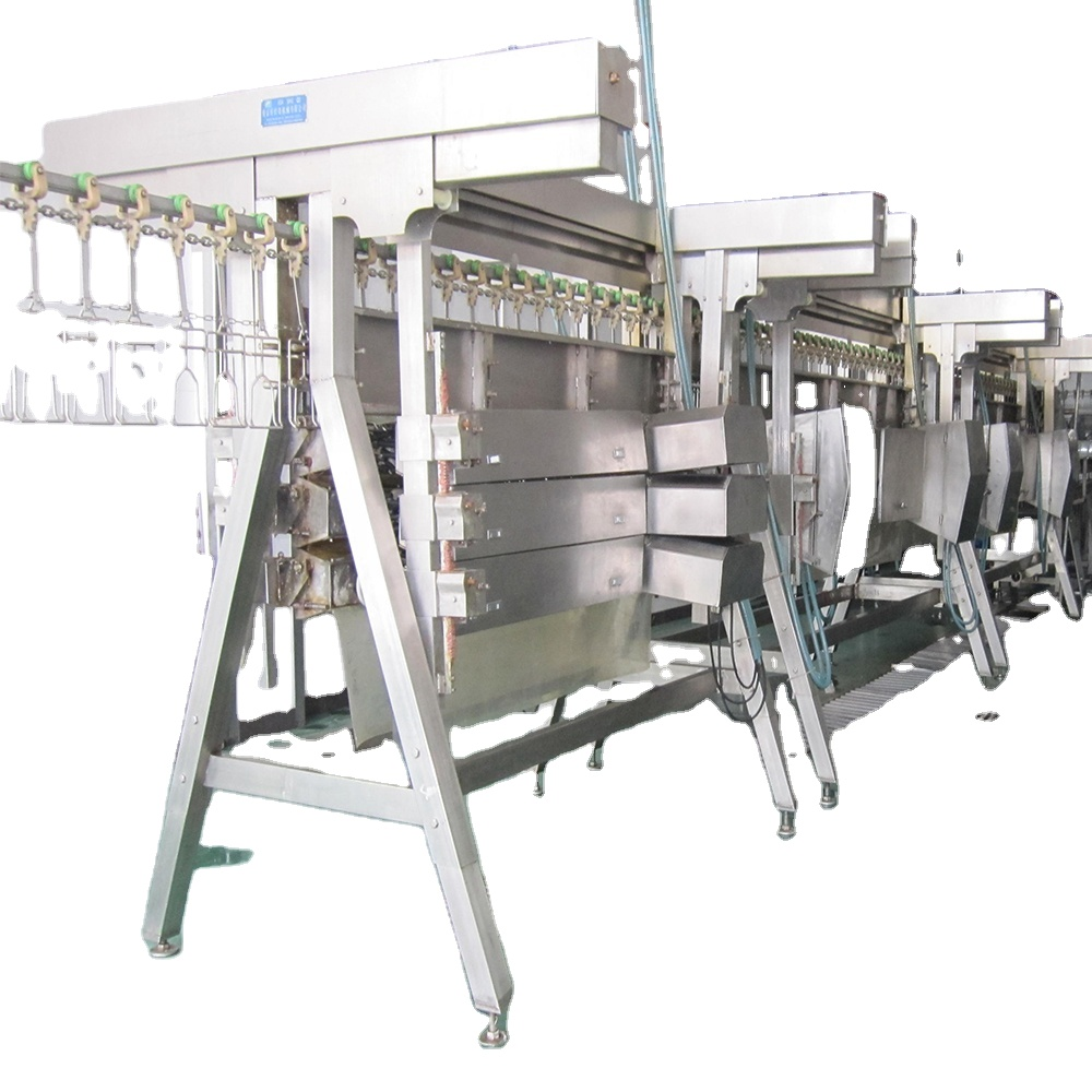 high quality poultry type chicken meat slaughtering processing line machine for sale