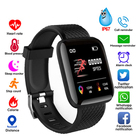 New Electronic Product 116Plus OEM Android Smart Watch 2020 Popular Mens Women Sports Bracelets Wrist Watch Fitness Smart Band