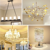 Home Lighting Chandeliers Wall Sconce G9 Base 400LM 5W G9 LED Bulb
