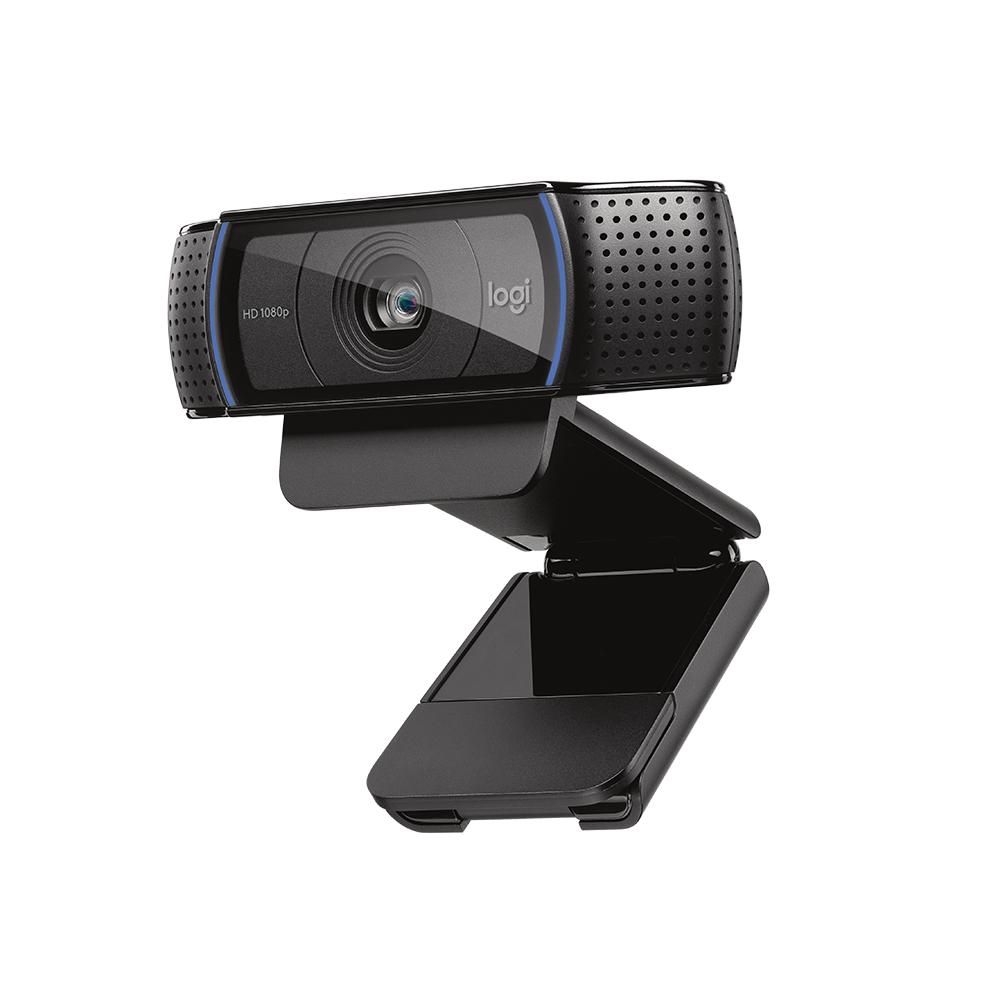 Essential Video Skills: Logitech C920e