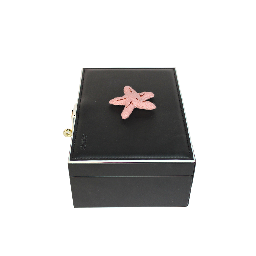 Custom Christmas Factory Price PU Leather Jewelry Box