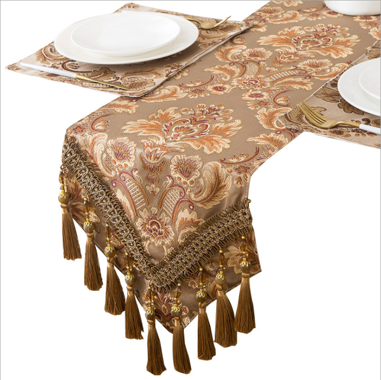 New European Classical Dining Art Coffee Table Dining Table Rectangular Coffee Non Slip Table Runner Buy Non Slip Table Runner Coffee Table Runner Rectangular Table Runner Product On Alibaba Com