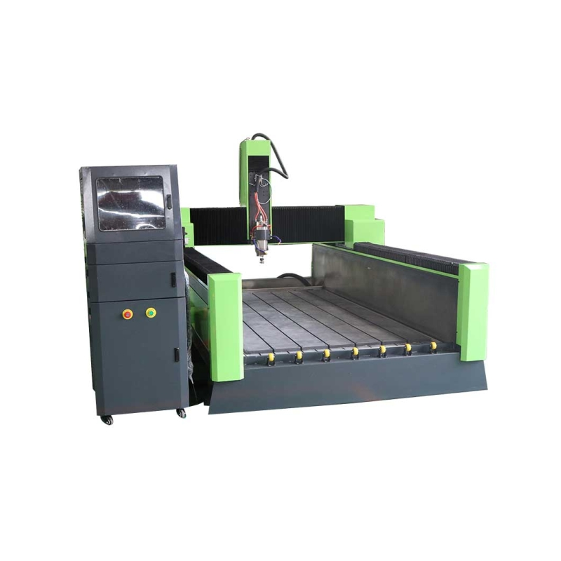 Steen CNC router machine 1325 mach 3 controlesysteem of Nc studio