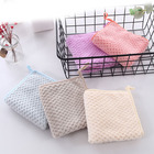 Kitchen Towel Kitchen Microfiber Kitchen Towels Wholesale Microfiber Coral Fleece Velvet Cloth Kitchen Dish Towel