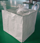 Cross Corner Loop Big Jumbo Bag 1000kg Big Fibc Jumbo Bag Plastic Flat Bottom Bulk Bag for Fertilizer and