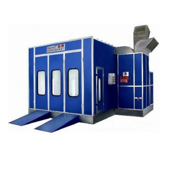 Customized Diesel Oil Used Car Spray Booth for Sale WX-DDE-1