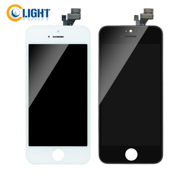 2020 ali express hot sale lcd with touch screen assembly for iphone 5 5s,accept paypal