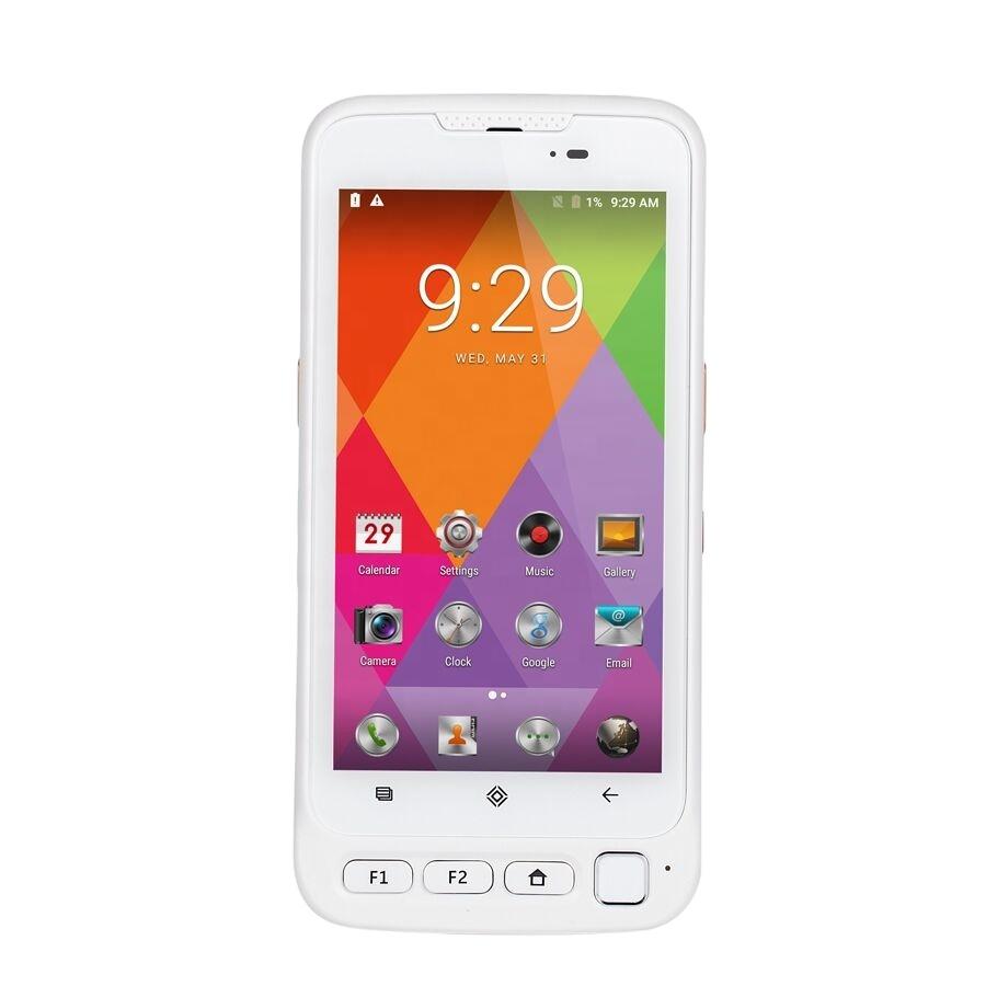 Trung Quốc sản xuất SƯNG LÊN V700 android10 Mobilephone hậu cần công nghiệp điện thoại thông minh 8000mAh pin cho 10 giờ gồ ghề điện thoại thông minh