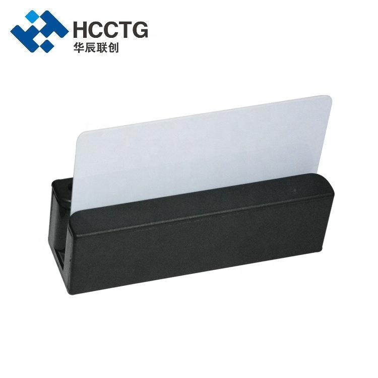 1MM Head 3 Track Atm Mini Portable USB Magnetic Stripe Card Reader HCC750