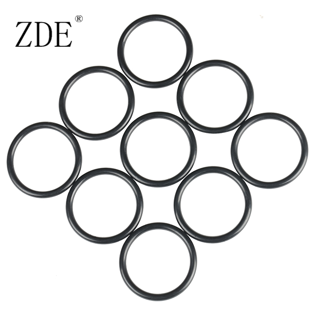 3mm NBR 90 Shore Seal Rubber Ring For Excavator