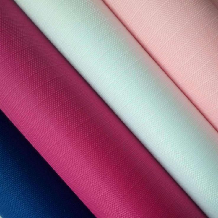 420 Pvc Coated 100% Polyester Oxford Fabric With Waterproof