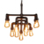 zhongshan lighting pipe tube chandelier friendship lamps