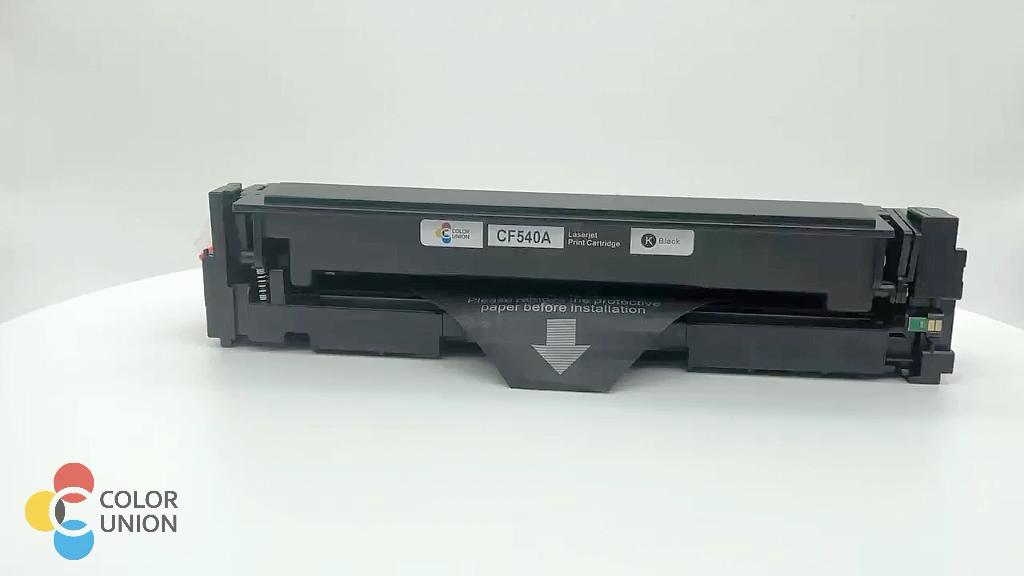 Premium Laser Toner Cartridge For Hp 540-543