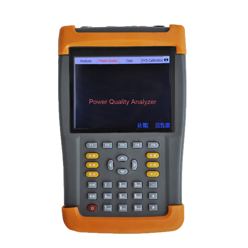 GDPQ-300H Portable Power Quality Meter