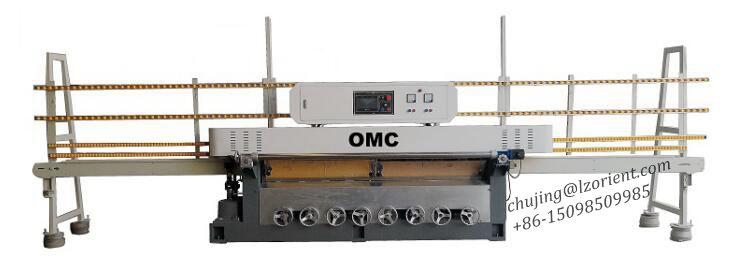 Otomatik taş mermer granit kenar profil parlatma yönlendirici makinesi