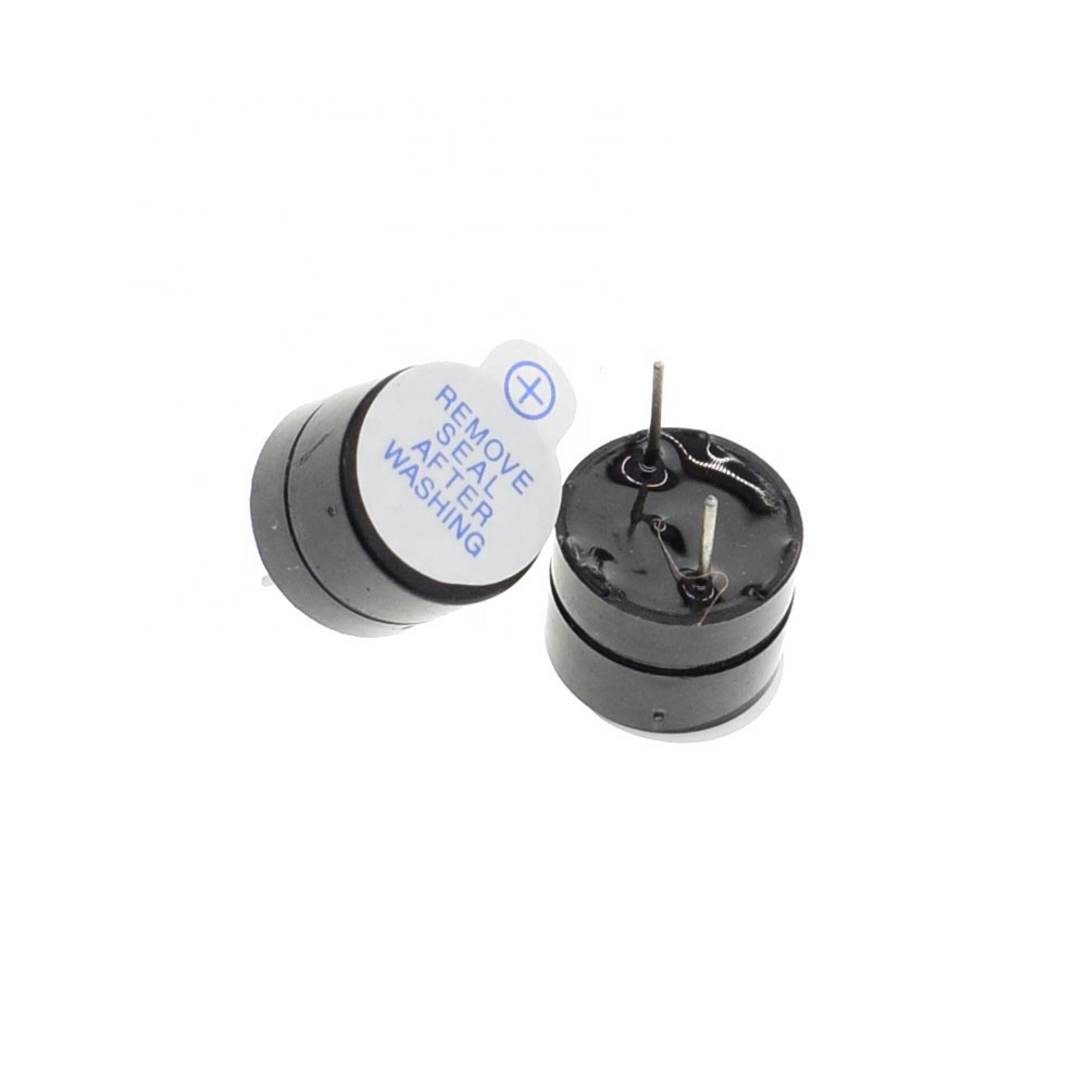 5V Active <strong>Buzzer</strong> Magnetic Long Continous Beep Tone Alarm Ringer 12*9.5mm MINI Active <strong>Piezo</strong> <strong>Buzzers</strong>