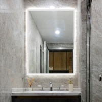 Professional Bath LED makeup mirror attached light for bathroom