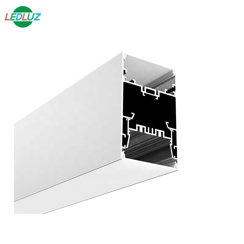 up and down Aluminium LED profile for Pendent mounted