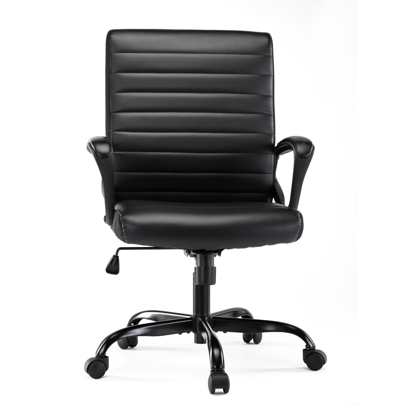 USA STOCK Free Shipping Ergonomic Executive Bonded Leather Computer Chair,Office Swivel Chair, Desk Chair