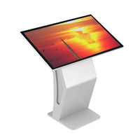 43 Inch Shopping Mall Lcd Multimedia Information Touch Kiosk