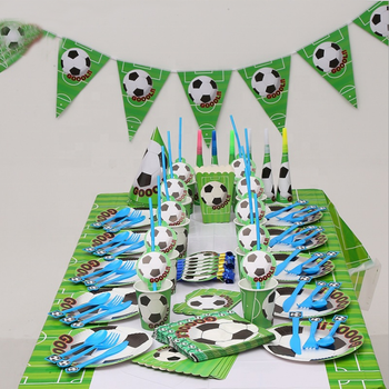Fußball Thema Geburtstag Fußball Party Dekoration, Kinder Party Favors Dekor Supplise