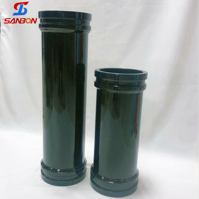concrete pump pipe for sk /pm /swching/flange,own factory steel pipe concrete pump pipe
