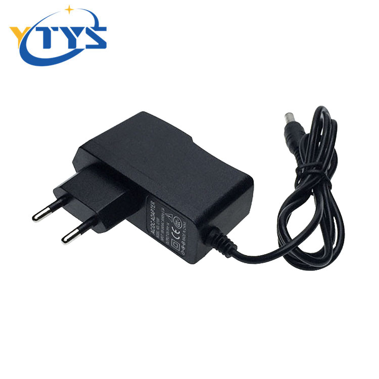 ac to dc power supply 9v 1a power adapter wall plug For router camera