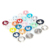 wholesale 16L 9.2mm 18L stainless steel ring prong snap button
