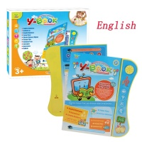 YS2605A New Hot Sell Toys English Baby Learning Book