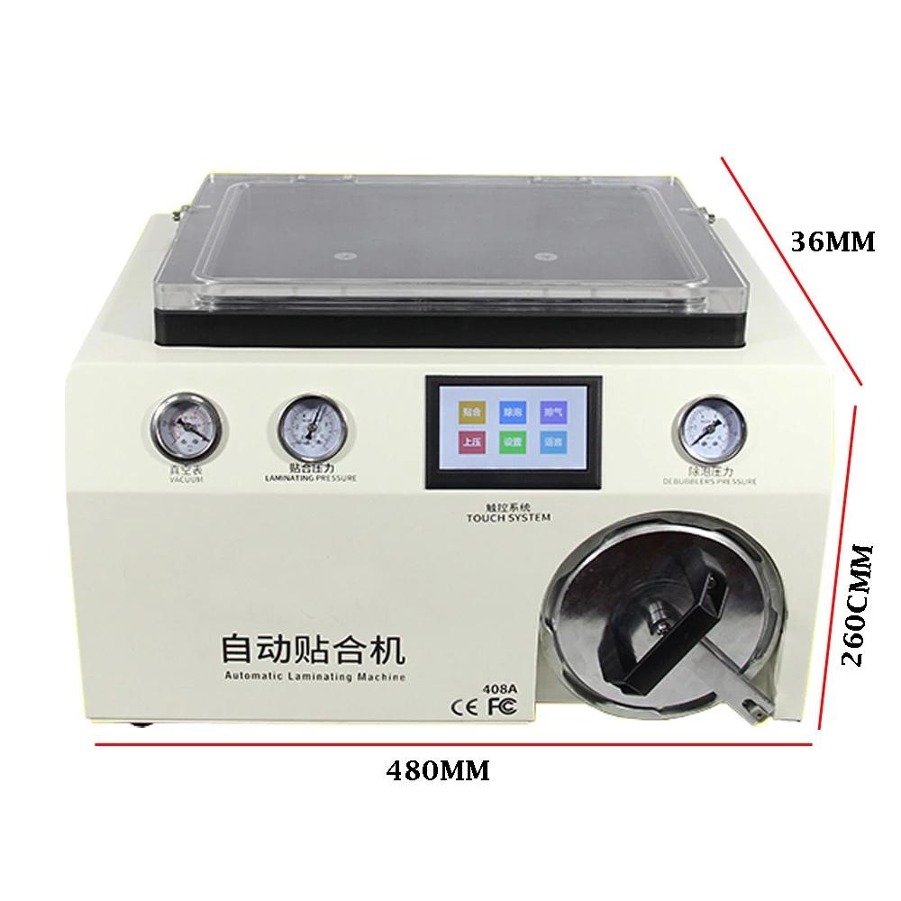 Cheap Price 2 in 1 TBK 408A OCA Laminating Machine and LCD Bubble Remover Machine