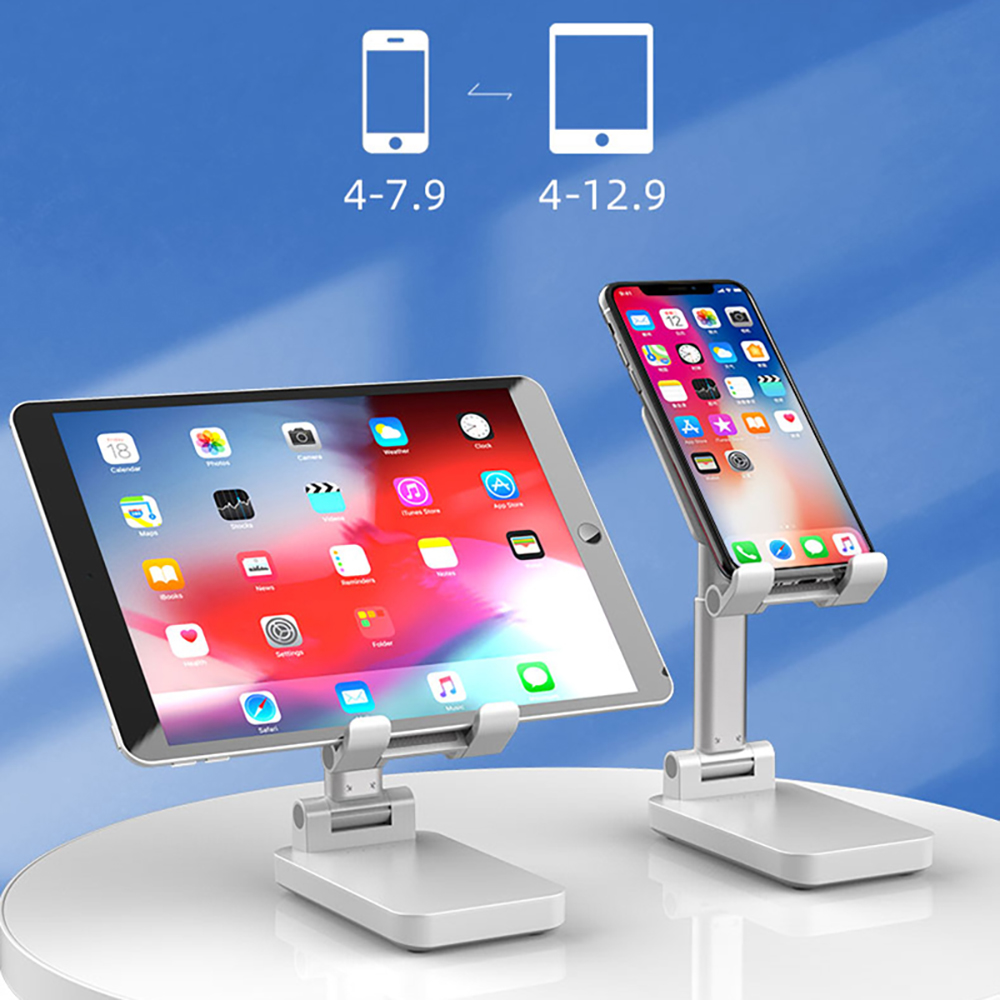 Taiworld New Arrival Portable Foldable Desktop <strong>Stand</strong> Compatible with Tablet PC and Phones Powerbank Phone <strong>Stand</strong>
