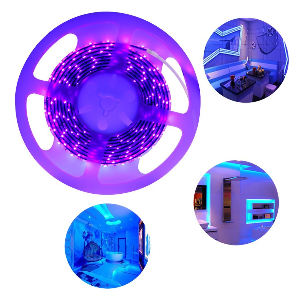 Germicidal 254 nm 254nm UV LED UVC Strip Light For Indoor Air Conditioner Con Cooler Price Installation Cost
