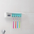 2019 new wall mounted uv toothbrush sanitizer