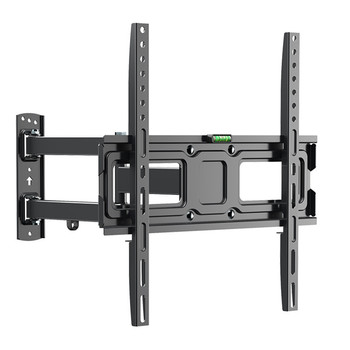 Full Motion Motorized TV Wall Bracket Mount 12 Tilting Articulated LED TV Wall Mount Stand